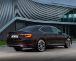 2020 Skoda Superb Laurin & Klement Rear Three-Quarter Wallpapers 150x120 (23)