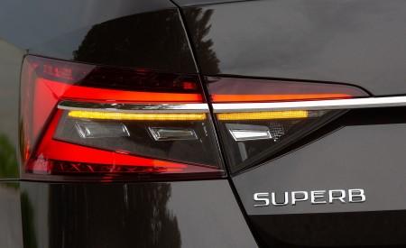 2020 Skoda Superb Laurin & Klement Tail Light Wallpapers 450x275 (35)
