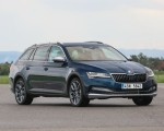 2020 Skoda Superb Scout Front Three-Quarter Wallpapers 150x120 (19)