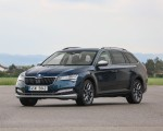 2020 Skoda Superb Scout Front Three-Quarter Wallpapers 150x120 (18)