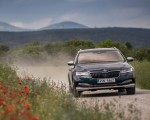 2020 Skoda Superb Scout Front Wallpapers 150x120 (11)