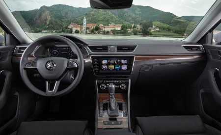 2020 Skoda Superb Scout Interior Cockpit Wallpapers 450x275 (46)