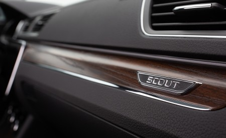 2020 Skoda Superb Scout Interior Detail Wallpapers 450x275 (44)
