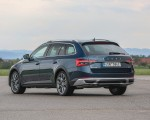 2020 Skoda Superb Scout Rear Three-Quarter Wallpapers 150x120 (24)