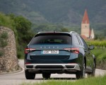2020 Skoda Superb Scout Rear Wallpapers 150x120 (15)