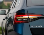 2020 Skoda Superb Scout Tail Light Wallpapers 150x120