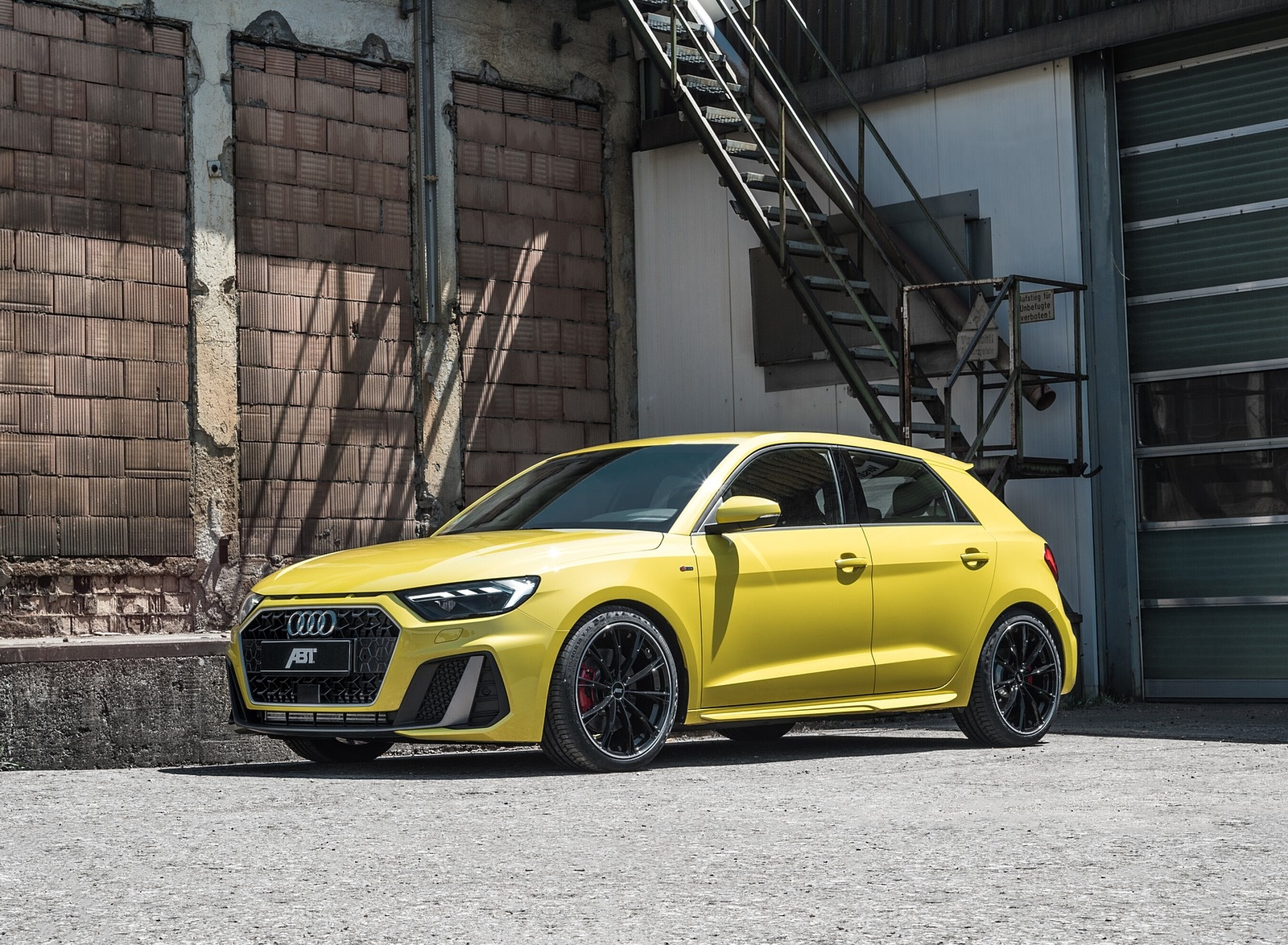 2019 ABT Audi A1 Front Three-Quarter Wallpapers (4)