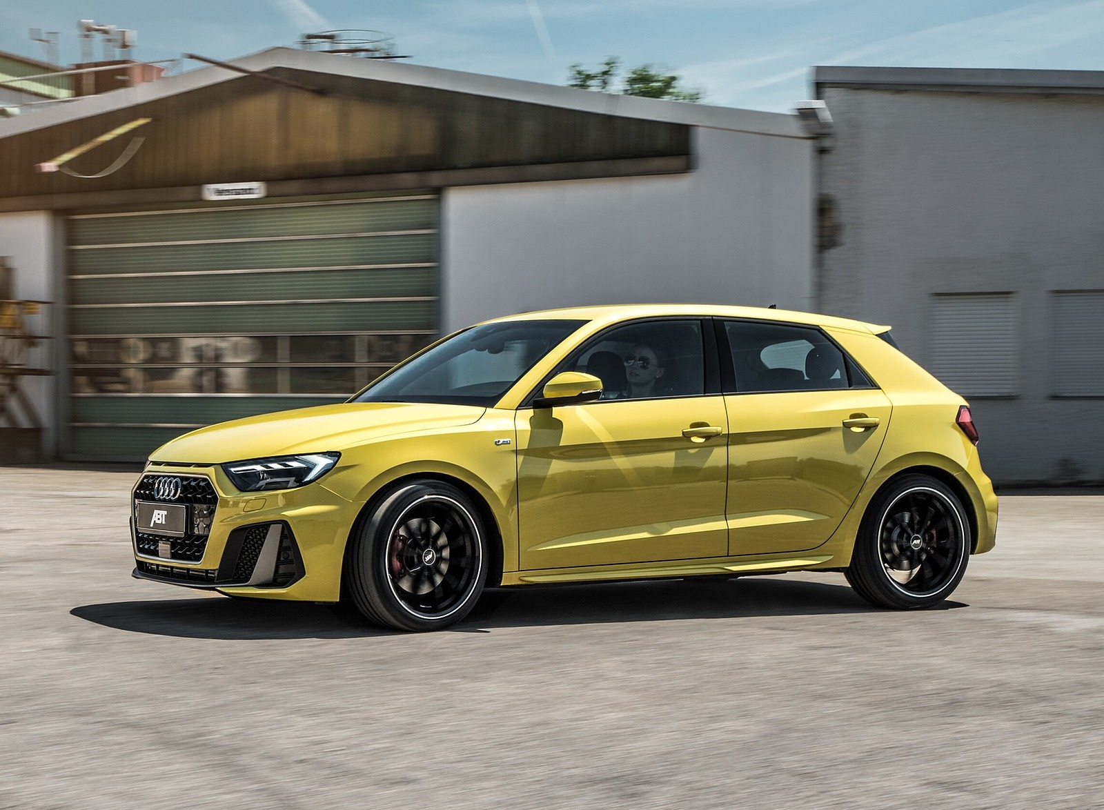 2019 ABT Audi A1 Front Three-Quarter Wallpapers (1)
