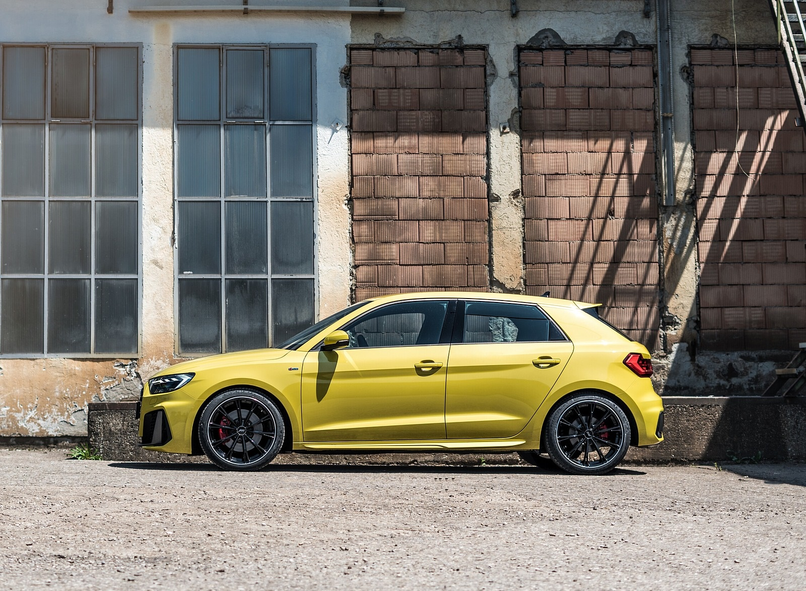 2019 ABT Audi A1 Side Wallpapers (2)