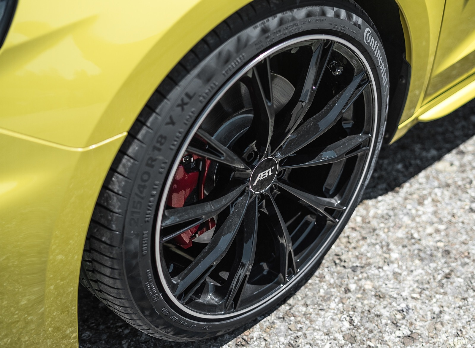 2019 ABT Audi A1 Wheel Wallpapers (9)