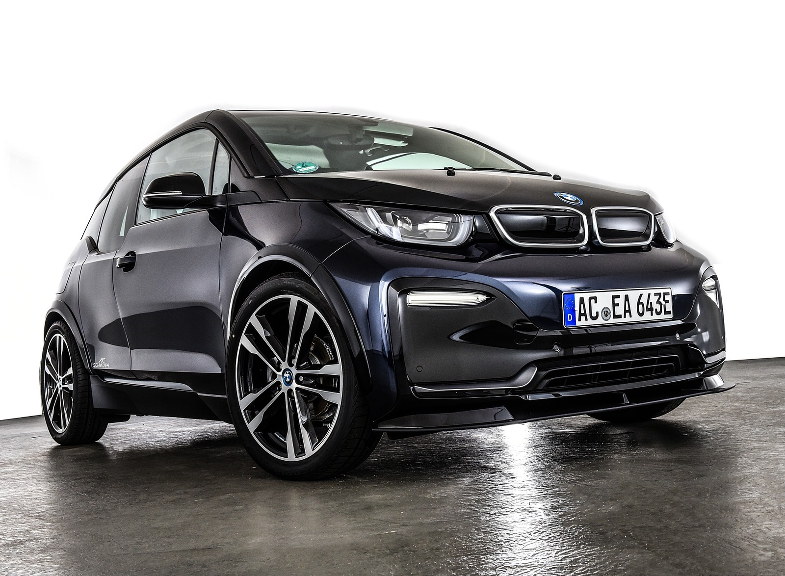 2019 AC Schnitzer BMW i3 Front Three-Quarter Wallpapers (5)