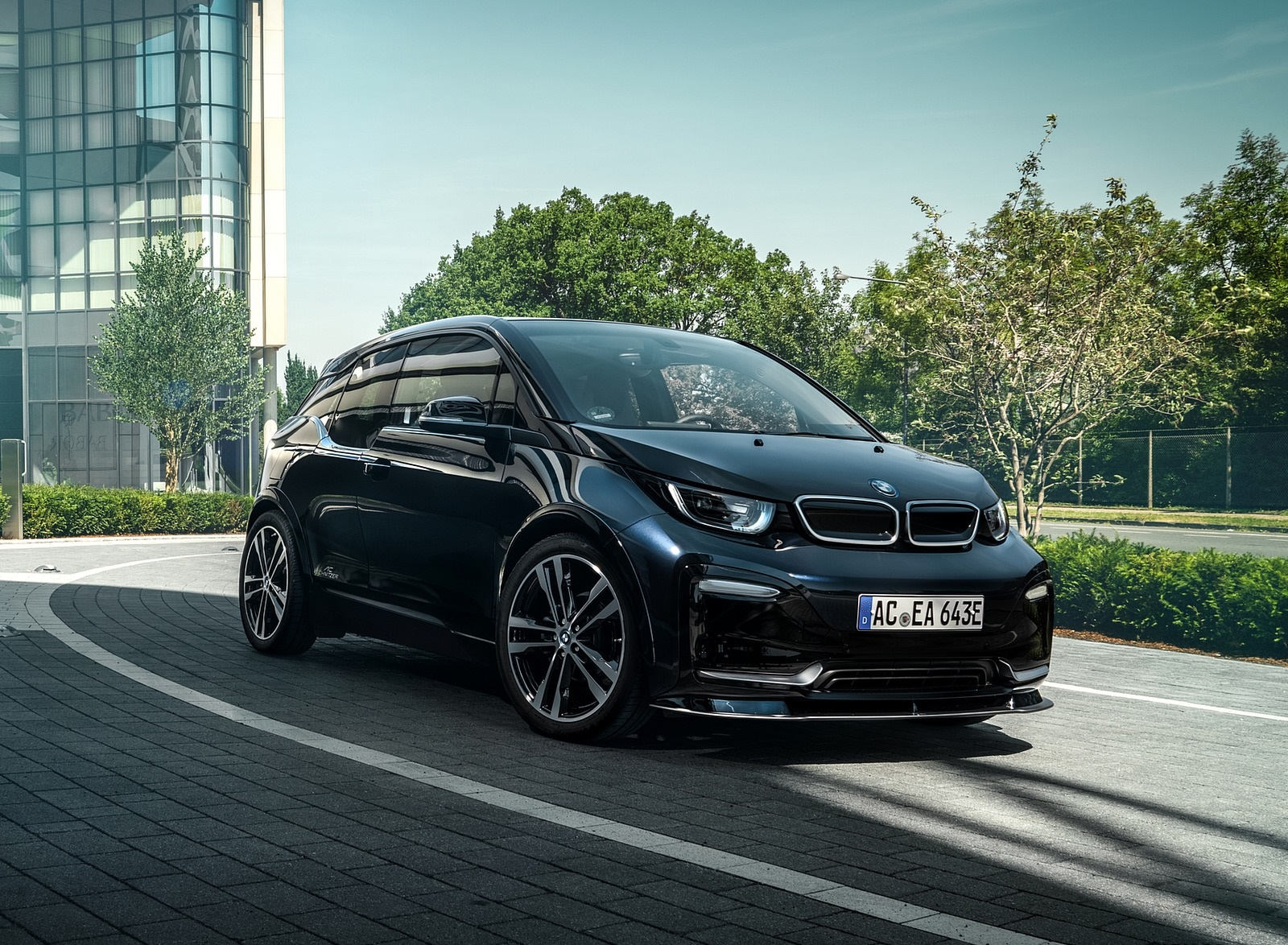 2019 AC Schnitzer BMW i3 Front Three-Quarter Wallpapers (1)