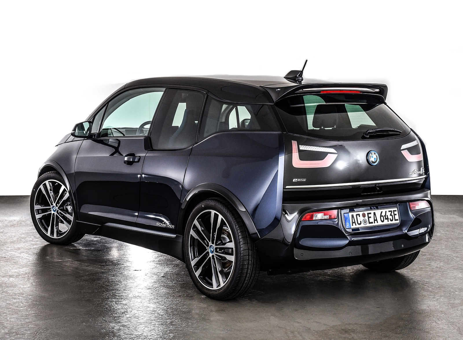 2019 AC Schnitzer BMW i3 Rear Three-Quarter Wallpapers (8)