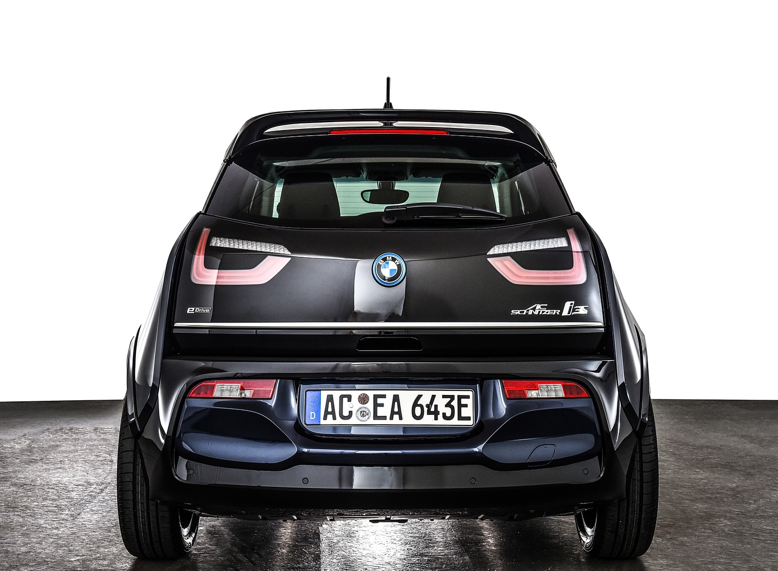 2019 AC Schnitzer BMW i3 Rear Wallpapers (10)