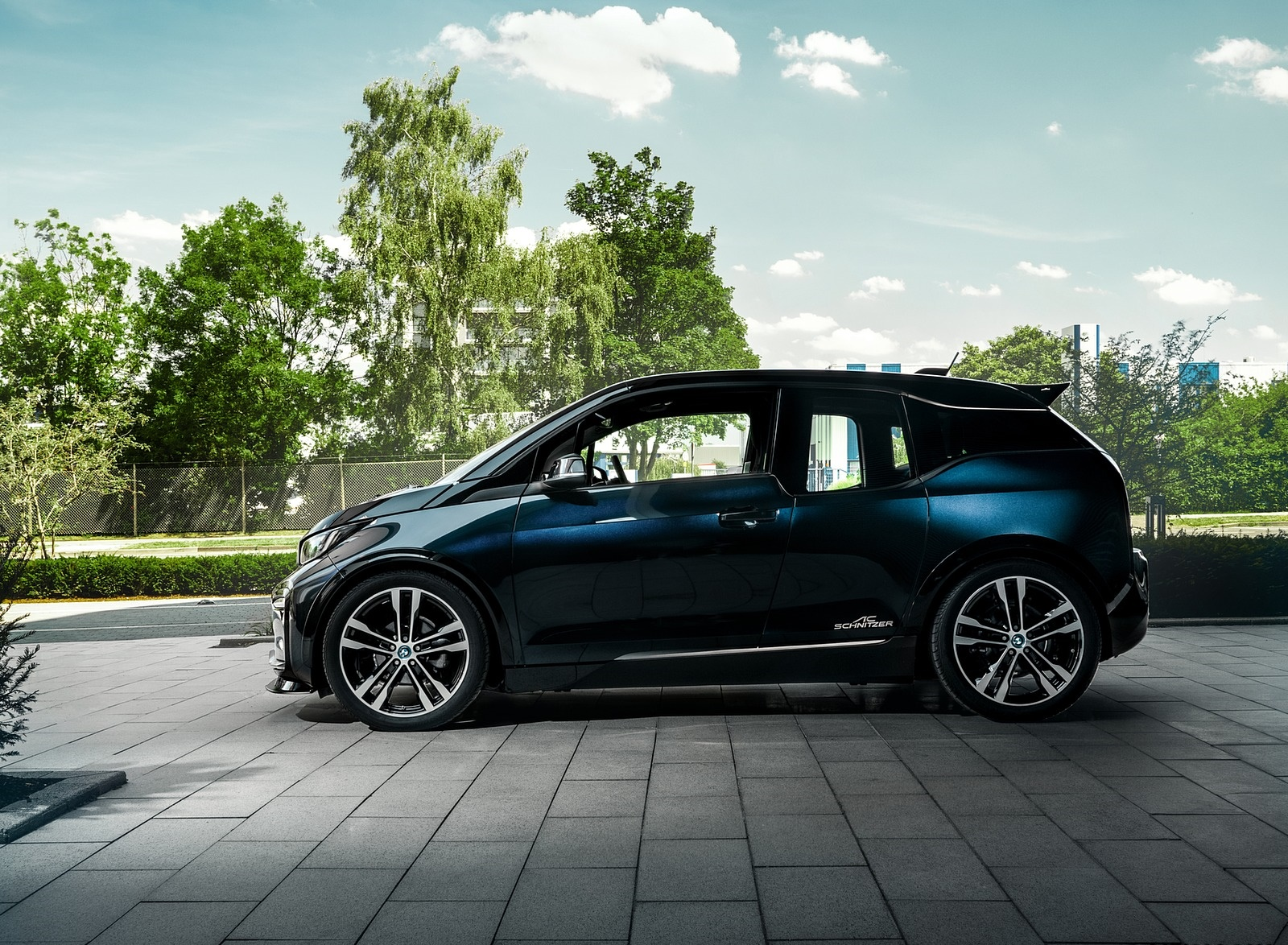 2019 AC Schnitzer BMW i3 Side Wallpapers (3)