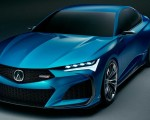 2019 Acura Type S Concept Wallpapers HD