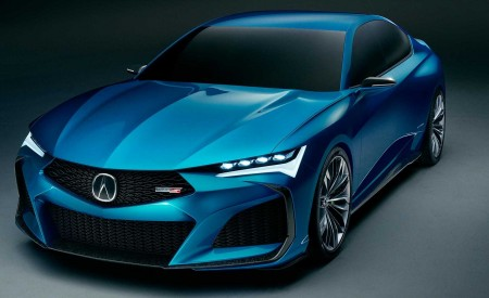 2019 Acura Type S Concept Wallpapers & HD Images