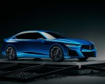 2019 Acura Type S Concept Side Wallpapers 150x120 (6)