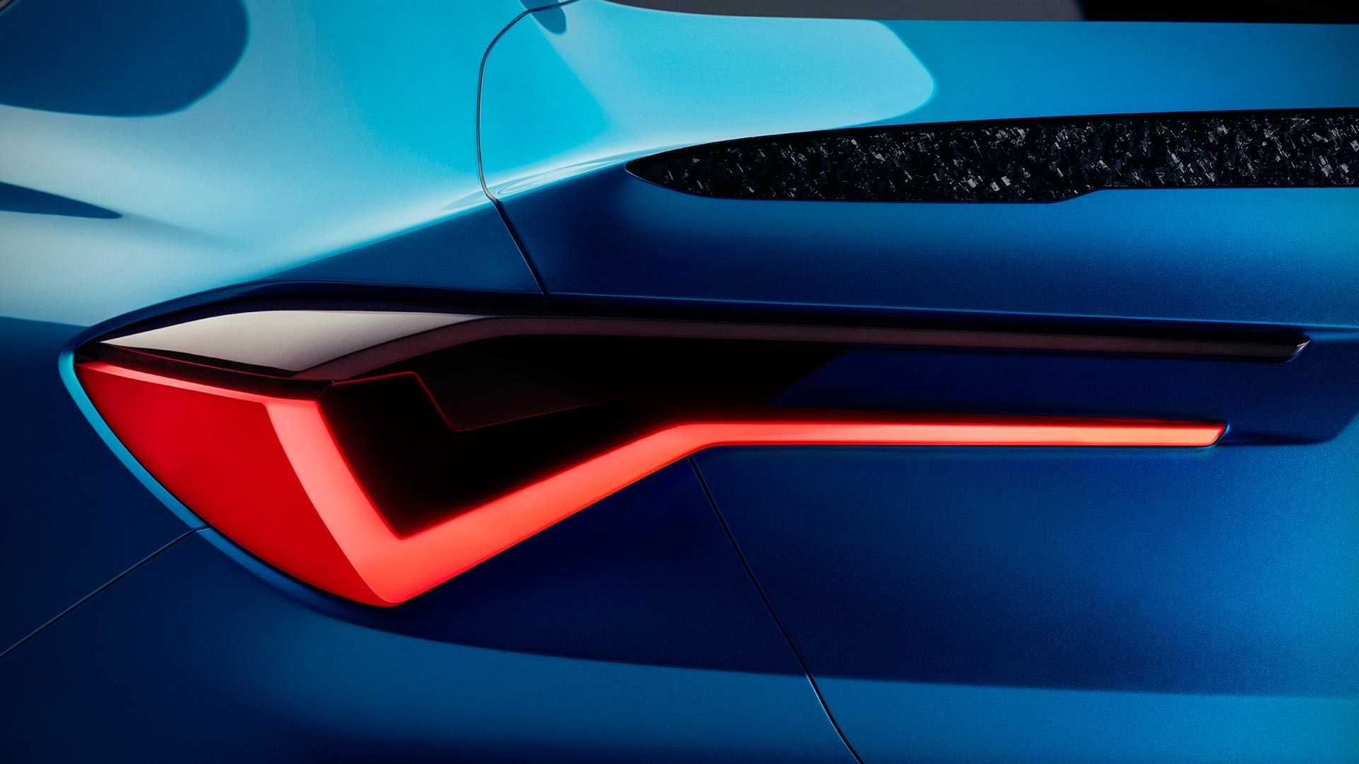 2019 Acura Type S Concept Tail Light Wallpapers (14)