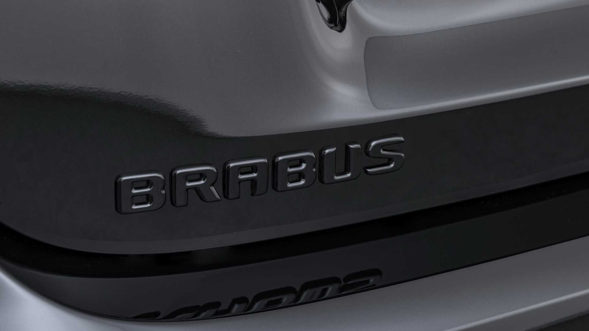 2019 BRABUS Mercedes-AMG A 35 Badge Wallpapers (13)