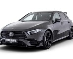 2019 BRABUS Mercedes-AMG A 35 Front Three-Quarter Wallpapers 150x120 (1)