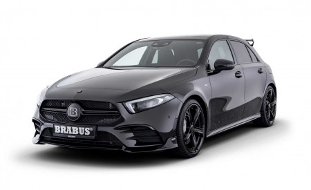 2019 BRABUS Mercedes-AMG A 35 Wallpapers HD