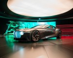 2019 Bentley EXP 100 GT Concept Front Three-Quarter Wallpapers 150x120 (29)