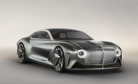 2019 Bentley EXP 100 GT Concept Wallpapers & HD Images