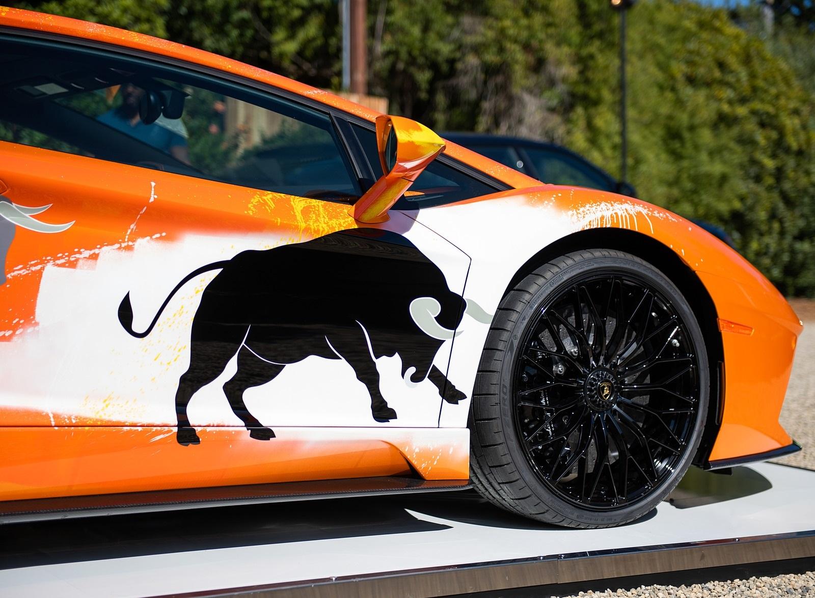 2019 Lamborghini Aventador S by Skyler Grey Detail Wallpapers (15)