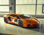 2019 Lamborghini Aventador S by Skyler Grey Front Three-Quarter Wallpapers 150x120 (8)