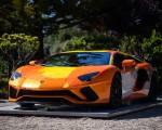 2019 Lamborghini Aventador S by Skyler Grey Front Three-Quarter Wallpapers 150x120 (7)