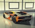 2019 Lamborghini Aventador S by Skyler Grey Rear Three-Quarter Wallpapers 150x120 (10)