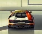2019 Lamborghini Aventador S by Skyler Grey Rear Wallpapers 150x120 (11)