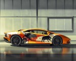 2019 Lamborghini Aventador S by Skyler Grey Side Wallpapers 150x120 (5)