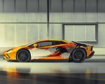 2019 Lamborghini Aventador S by Skyler Grey Side Wallpapers 150x120