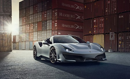 2019 NOVITEC Ferrari 488 Pista Wallpapers HD