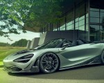 2019 NOVITEC McLaren 720S Spider Front Three-Quarter Wallpapers 150x120 (2)