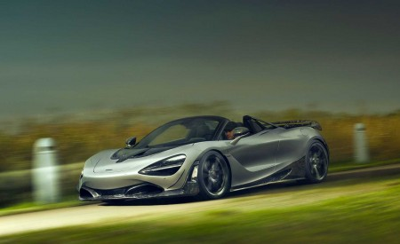 2019 NOVITEC McLaren 720S Spider Wallpapers & HD Images