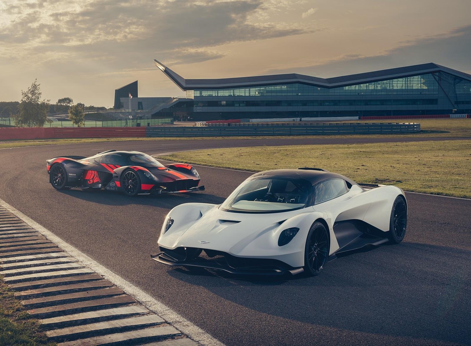 2020 Aston Martin Valhalla and Aston Martin Valkyrie Wallpapers (1)
