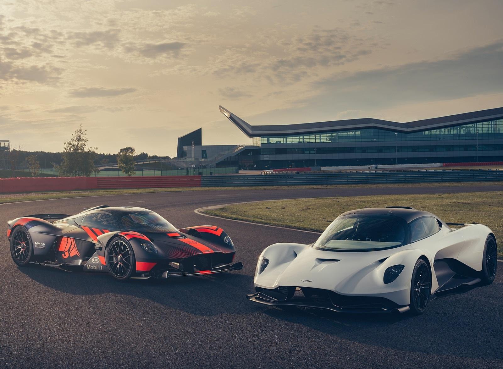 2020 Aston Martin Valhalla and Aston Martin Valkyrie Wallpapers (2)