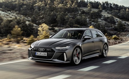 2020 Audi RS 6 Avant Wallpapers HD