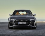 2020 Audi RS 6 Avant (Color: Daytona Gray Matt) Front Wallpapers 150x120 (42)