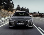 2020 Audi RS 6 Avant (Color: Daytona Gray Matt) Front Wallpapers 150x120 (36)