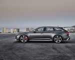 2020 Audi RS 6 Avant (Color: Daytona Gray Matt) Side Wallpapers 150x120 (45)