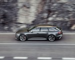 2020 Audi RS 6 Avant (Color: Daytona Gray Matt) Side Wallpapers 150x120 (34)