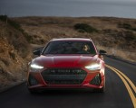 2020 Audi RS 6 Avant (Color: Tango Red) Front Wallpapers 150x120 (3)