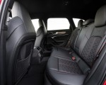 2020 Audi RS 6 Avant (Color: Tango Red) Interior Rear Seats Wallpapers 150x120 (18)
