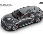 2020 Audi RS 6 Avant Drivetrain with adaptive air suspension Wallpapers 150x120 (23)