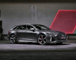 2020 Audi RS 6 Avant Front Three-Quarter Wallpapers 150x120 (4)