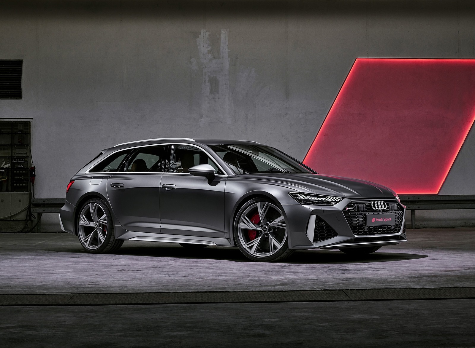 2020 Audi RS 6 Avant Front Three-Quarter Wallpapers (4)